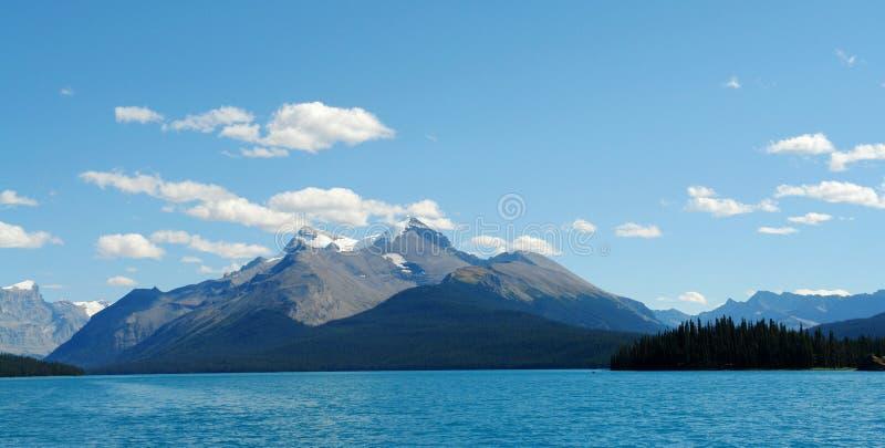 Mountains and lake royalty free stock image