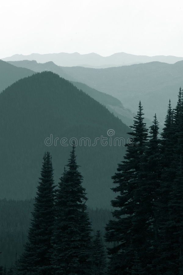 Download Mountains in monochrome stock photo. Image of state, americans - 194172