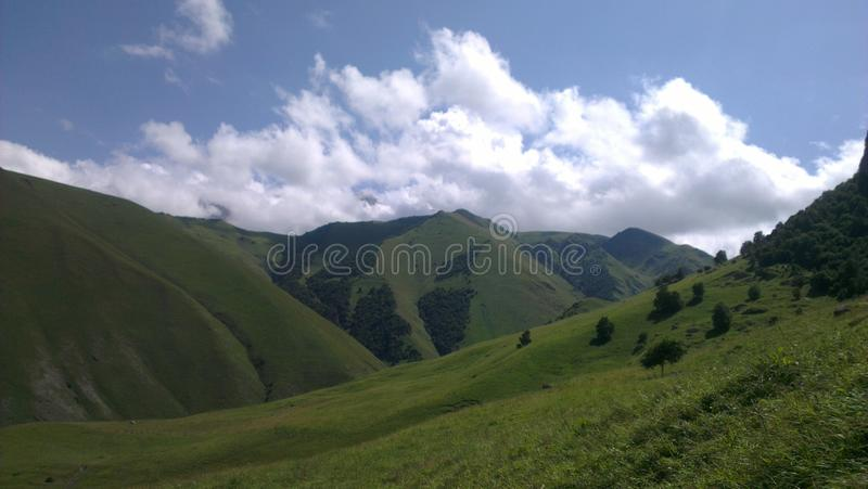 Mountains stock photography