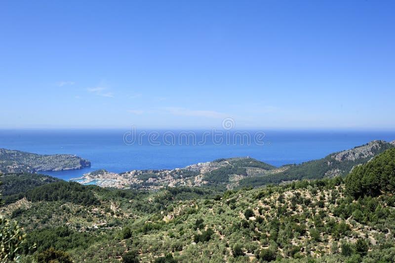 Mountains neare Puerto de Soller