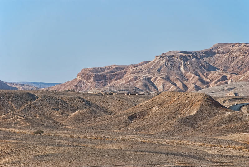 Download Mountains In Negev Desert, Israel Stock Image - Image: 23353209