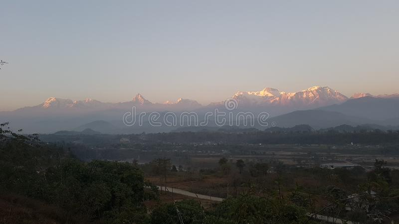 Download Mountains stock image. Image of mountains, mtmachhepuchhre - 83704867