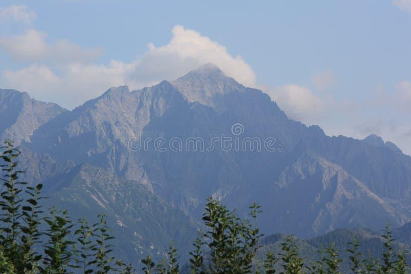 Mountains in Poland royalty free stock photo