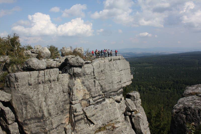 Mountains in Poland stock photo