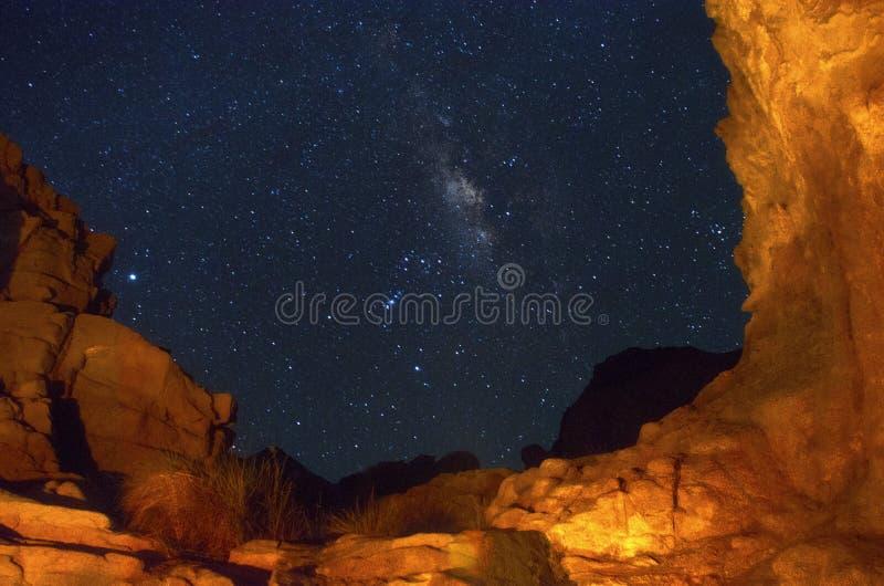 Mountains sanctuary stock photo