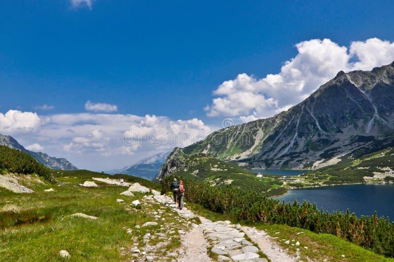 Mountains Tatra royalty free stock images