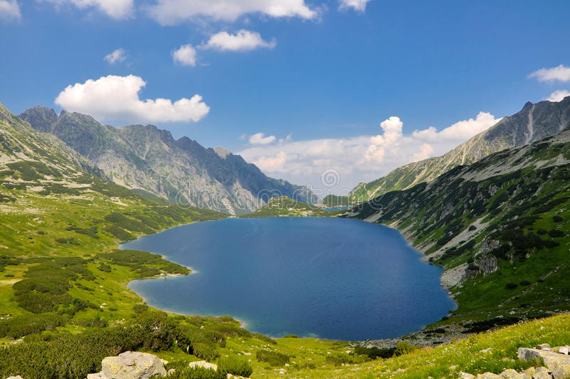 Mountains Tatra royalty free stock image