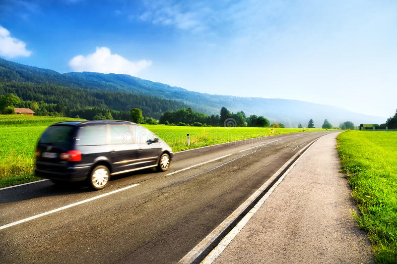 Download Mountains travel stock image. Image of angle, land, green - 9867011