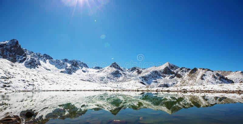 Mountains in Turkey. Autumn season in Kackar Mountains in the Black Sea region of Turkey. Beautiful mountains landscape stock photos