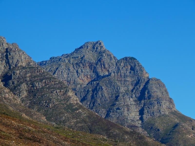 Mountainscape stock foto