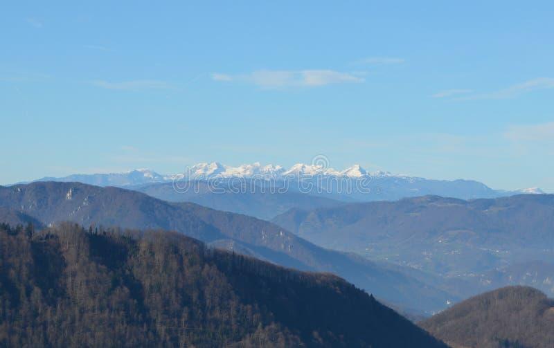 Mountainview fotografia royalty free