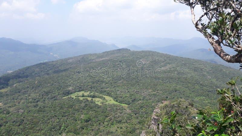 Mountan wzgórza zdjęcia royalty free