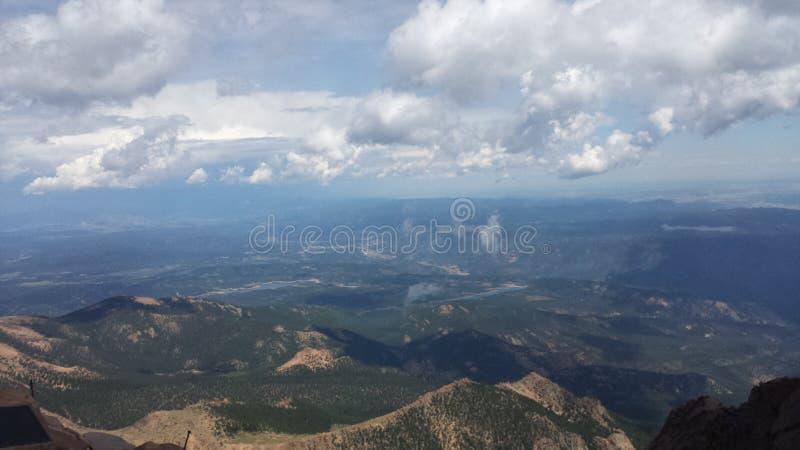 Mountians stock fotografie