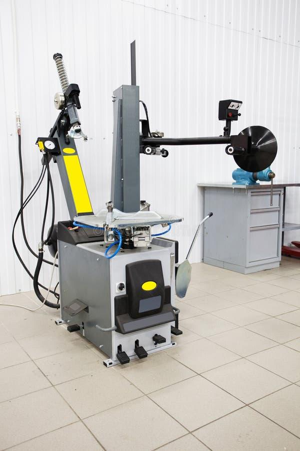 Download Mounting workshop stock image. Image of mounting, pneumatic - 27005403