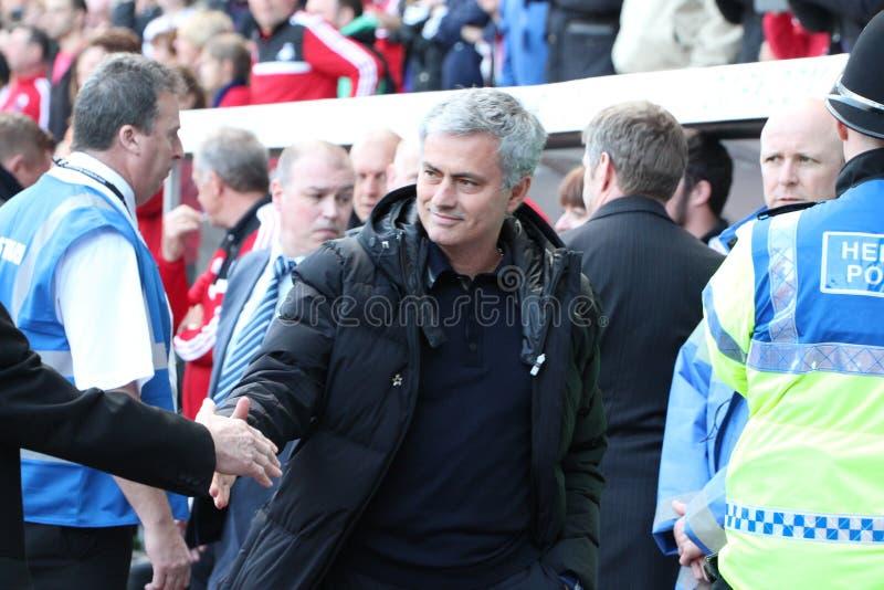 Mourinho lizenzfreie stockfotos