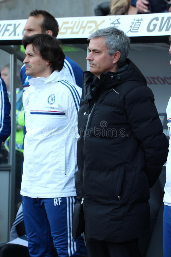 Mourinho stockbild