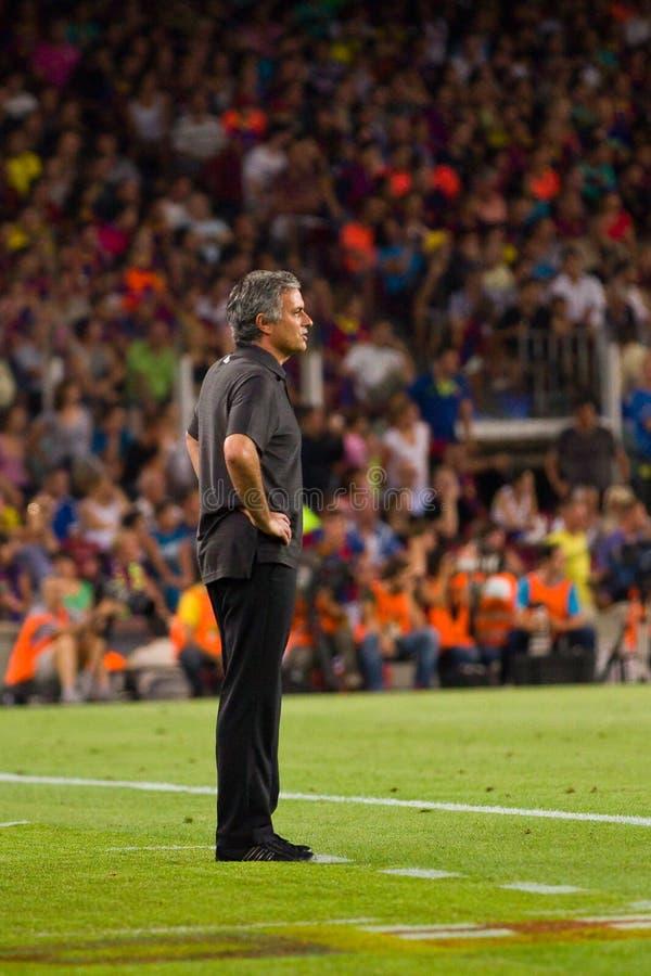 Mourinho de Real Madrid photos stock