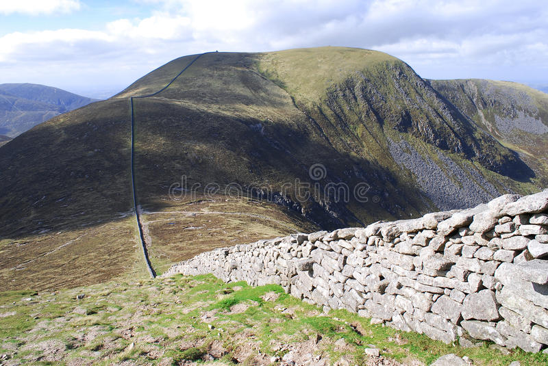 Download Mourne Mountains, Northern Ireland Stock Photography - Image: 11545972