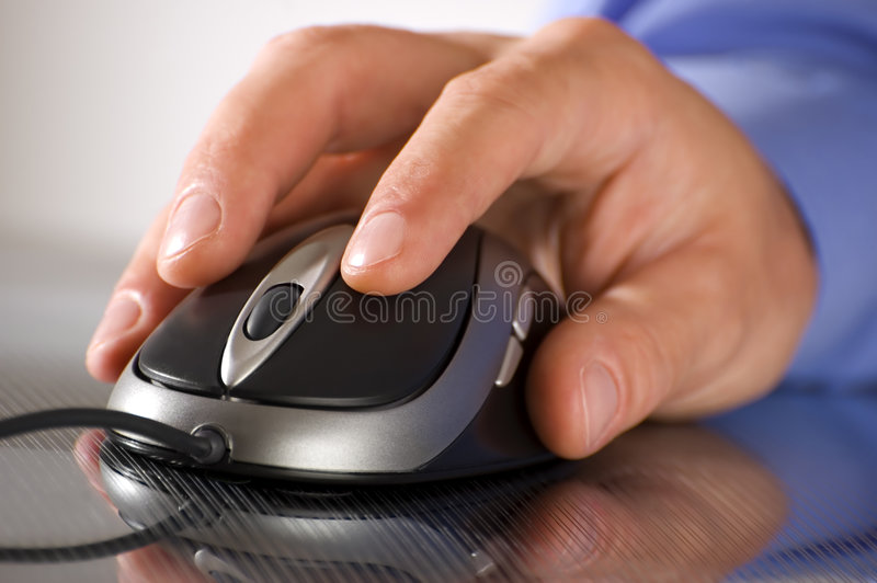 Mouse stock image