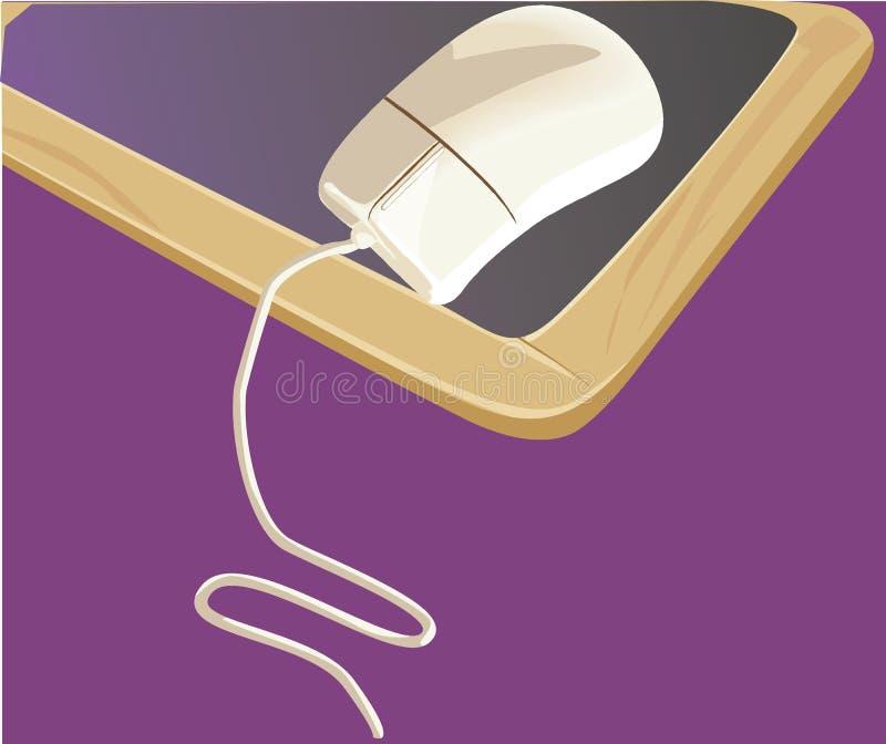 Mouse illustrazione vettoriale