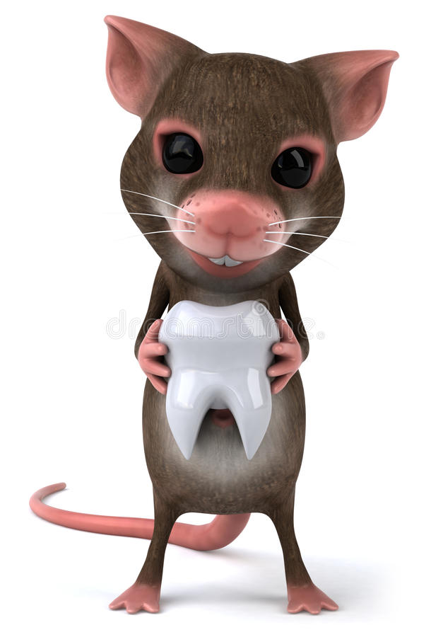 Mouse Chef Royalty Free Stock Photo