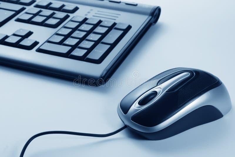 Mouse del calcolatore immagini stock libere da diritti