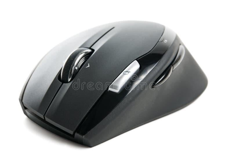 Mouse della radio del calcolatore fotografie stock libere da diritti