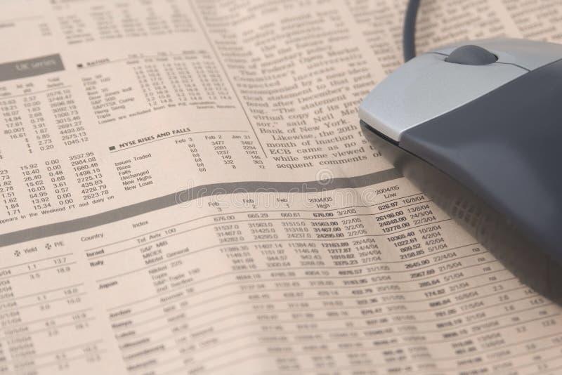 Mouse e FT immagine stock libera da diritti