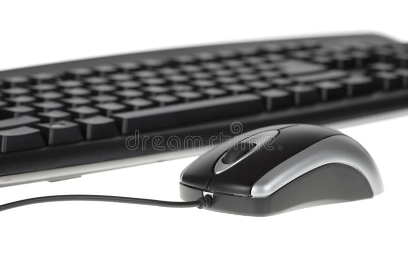 Download Mouse and keyboard stock photo. Image of computer, close - 28510344