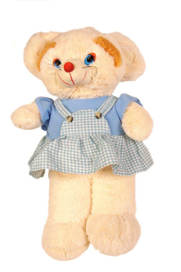 Mouse plush toys royalty free stock photos