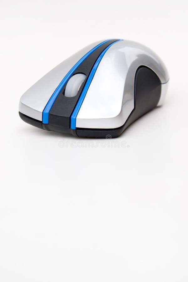 Mouse senza fili del calcolatore fotografie stock