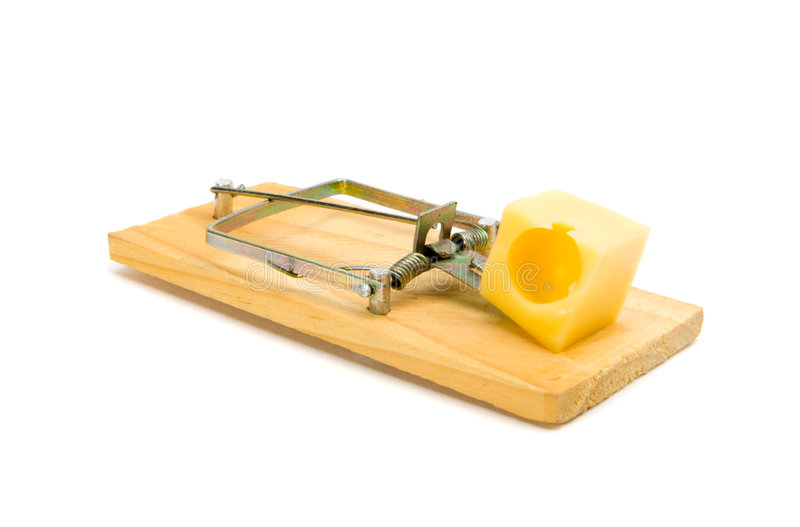 Download Mouse trap stock photo. Image of risk, spring, temptation - 1992112