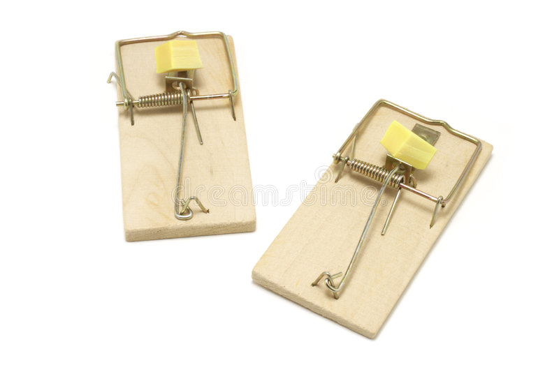 Download Mouse Traps stock image. Image of bait, concept, mousetraps - 2221407