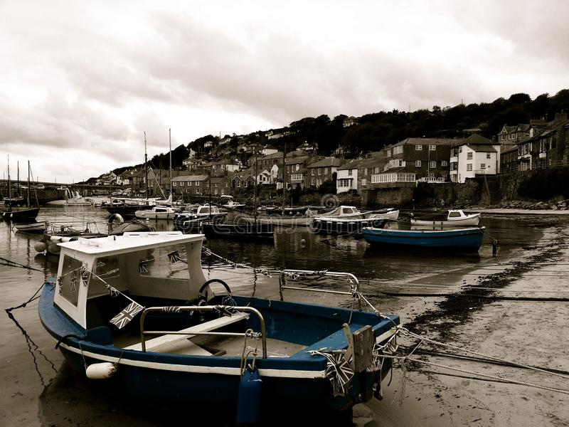 Mousehole royaltyfria bilder