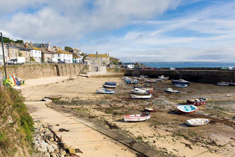 Download Mousehole Cornwall England UK Cornish Fishing Village Stock Image - Image: 35113947