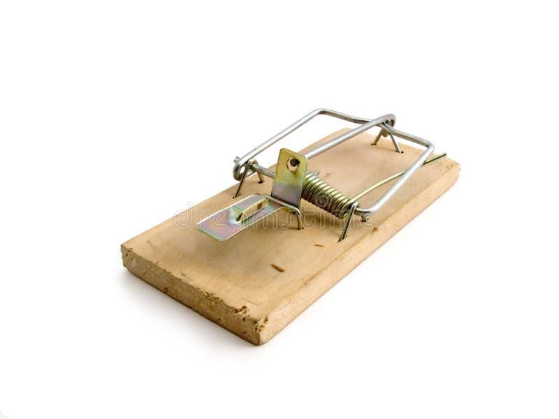 mousetrap стоковая фотография