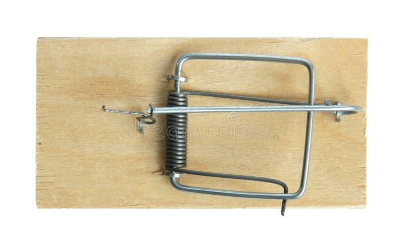 Mousetrap. стоковые фотографии rf