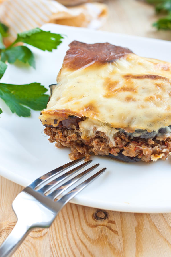 Free Moussaka Royalty Free Stock Images - 16146459