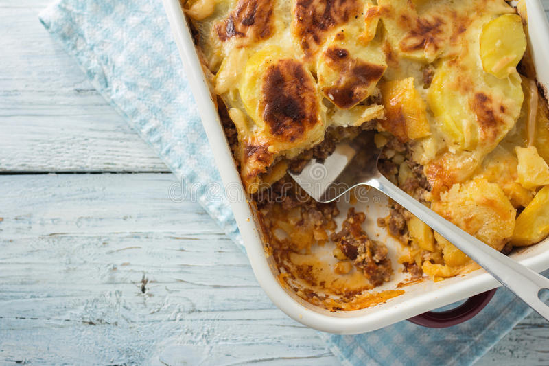 moussaka foto de stock royalty free