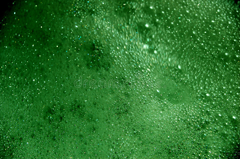 Mousse verte #2 photographie stock