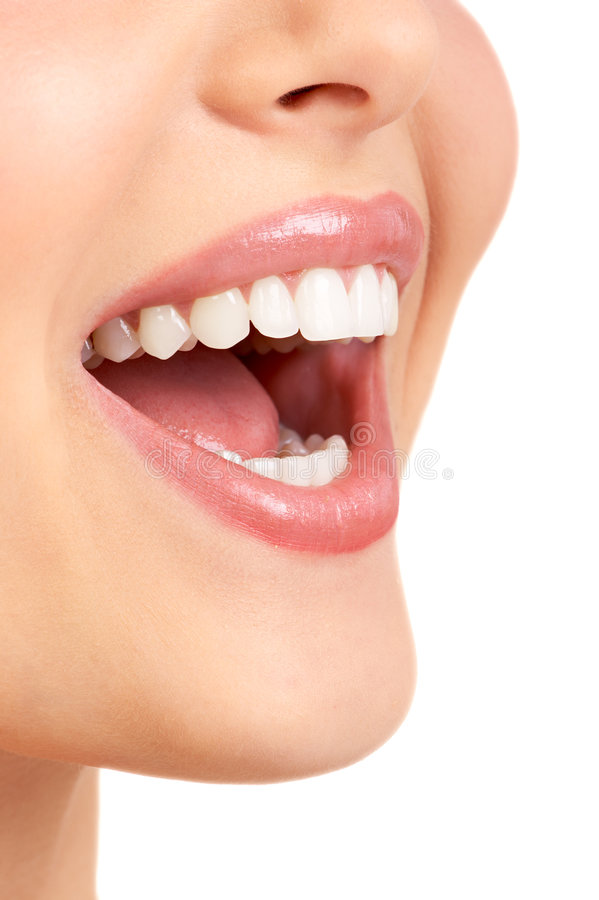 Mouth royalty free stock photo