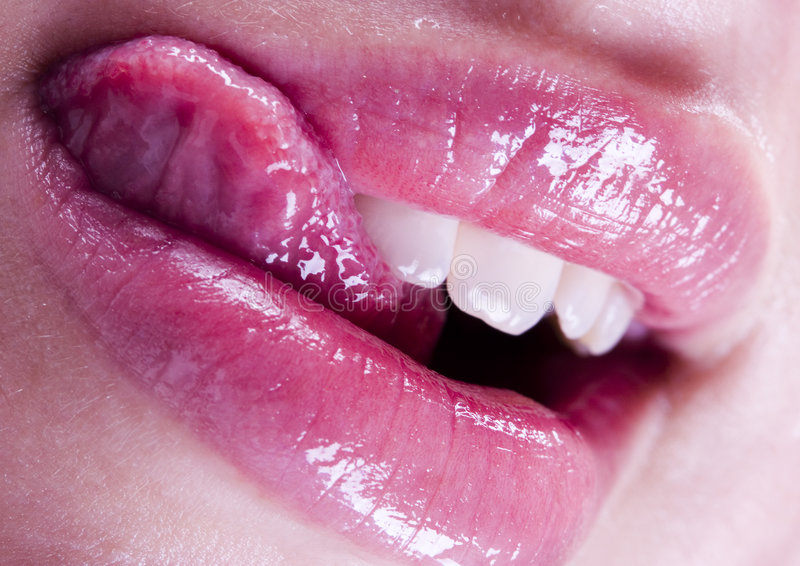 Mouth stock photography