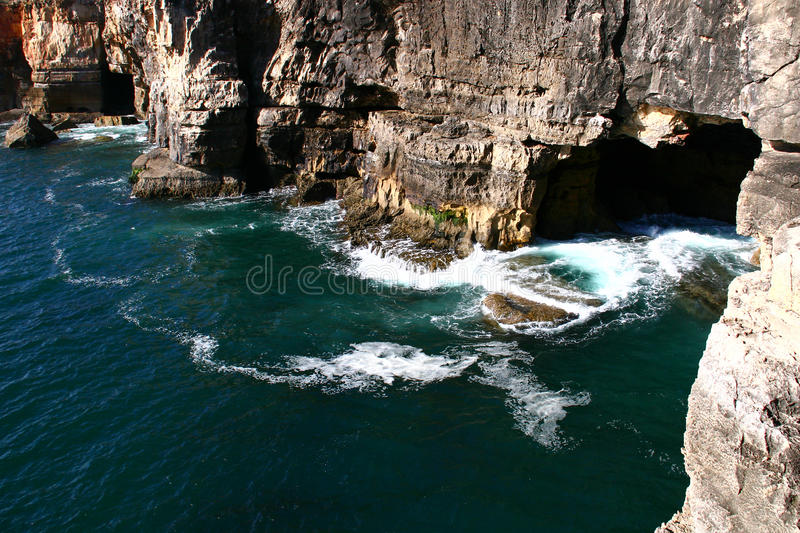 Download Mouth of hell stock photo. Image of rocks, geological - 13245372