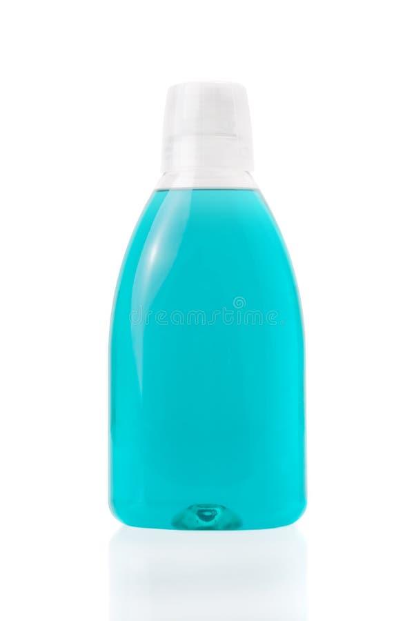 Mouthwash bottle