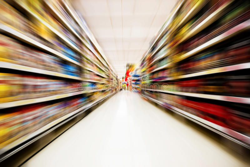 Download Move motion stock image. Image of fast, supermarket, motion - 16915789