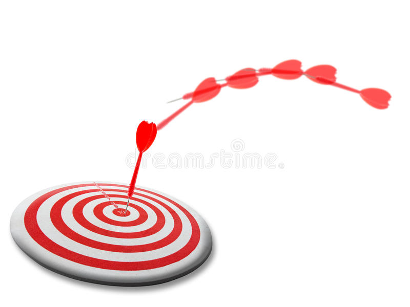 Download Move to the target stock photo. Image of slowly, motion - 24665906