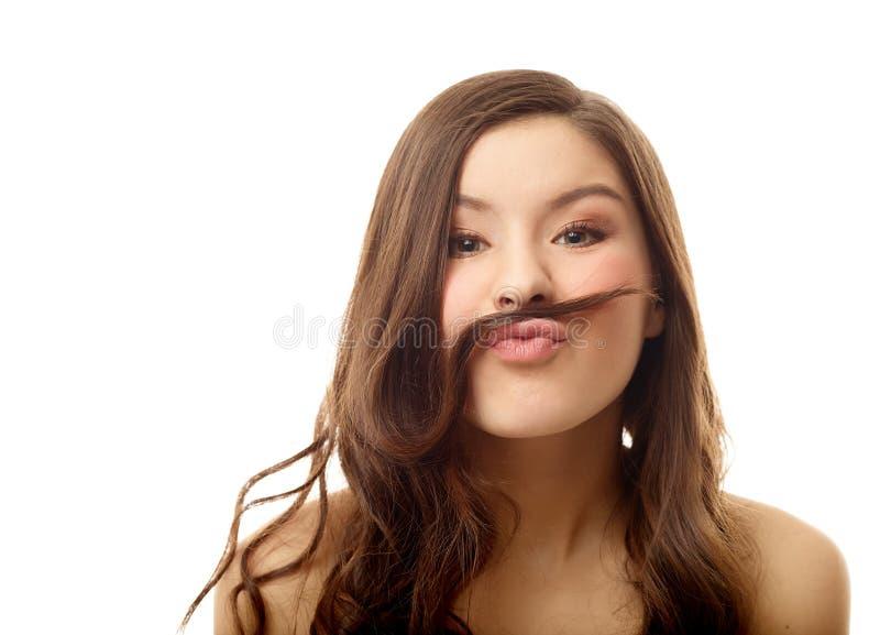 Movember стоковое фото