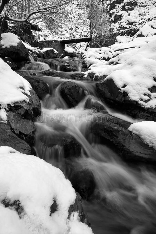 Download Movement stock image. Image of white, blue, river, cold - 2057563
