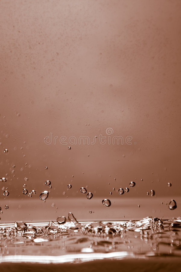 Download Movement Of Bubbles Of Water In Space Royalty Free Stock Images - Image: 7211289