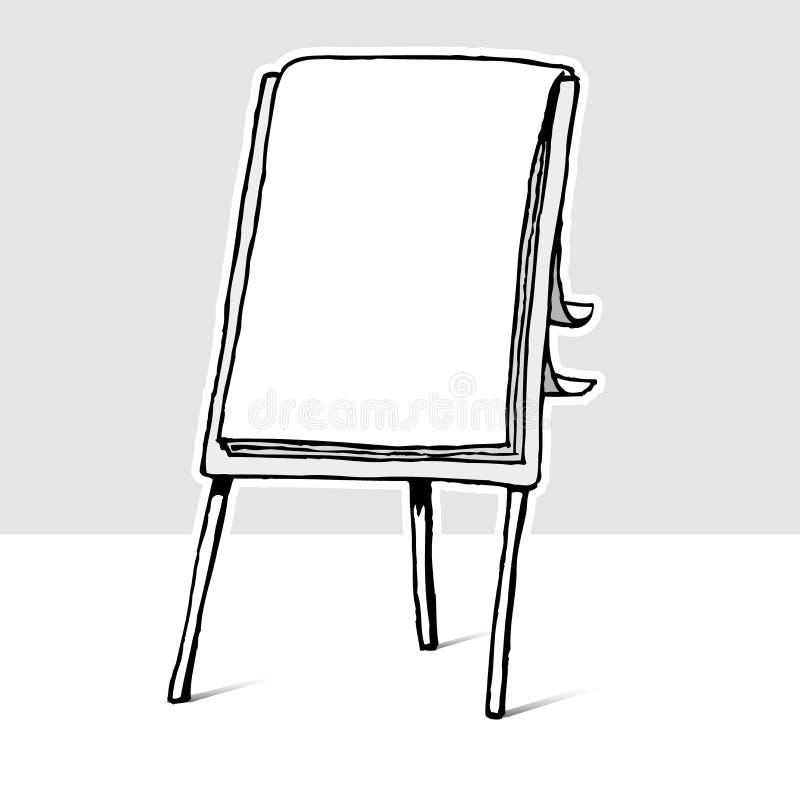 Mover de un tirón-carta libre illustration